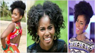 17 gorgeous Ghanaian celebrities with their natural hair