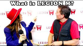 What is Legion M?