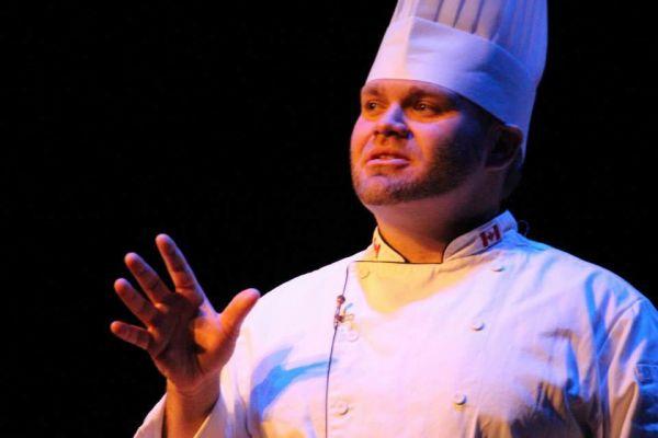 Jay Barnard aka Chef Recovery