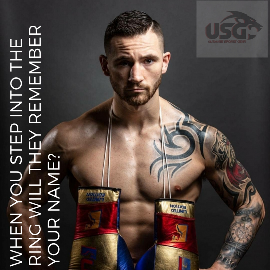 5 Chances To Win A Custom Pair Of USG Boxing Gloves   #UFC #MMA #USG #boxing