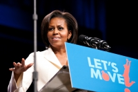 TalkPix and Save A Pooch Supporter, COF, Receives Personal Support Letter From First Lady Michelle Obama