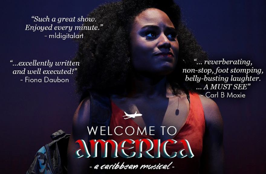 Welcome To America Opens Oct 28, Cramton Auditorium @ Howard University @thecaribcurrent @matrixthinker