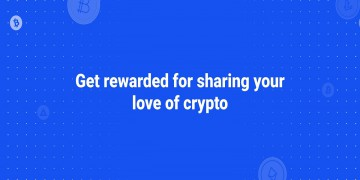 Coinbase Lets You Earn Rewards For Sharing Your Love Of Cryptocurrencies #Coinbase $bitcoin #crypto