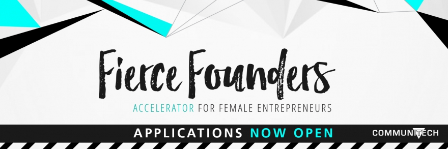 @Communitech Launches Accelerator For Female-Led Startups - $30,000 Available @matrixthinker